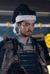 大河ドラマ『麒麟がくる』織田信長の家臣・佐久間右衛門尉信盛(さくまうえもんのじょうのぶもり)役で金子ノブアキが出演(C)NHK