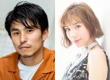 NHKのリモートドラマ『Living』第3話(6月6日放送)に出演する中尾明慶&仲里依紗