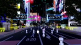 渋谷×攻殻機動隊がコラボしたバーチャルの世界
