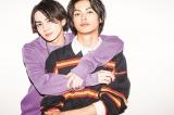 『ViVi』7月号に登場する(左から)吉野北人、神尾楓珠