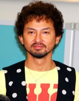 ミュージカル『ウィズ〜オズの魔法使い〜』製作発表に出席したISSA (C)ORICON DD inc.