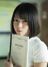 『ヤングジャンプ』25号に登場するラストアイドル・長月翠(C)細居幸次郎/集英社