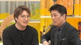 21日放送『直撃!シンソウ坂上』に出演する(左から)酒井一圭、坂上忍 (C)フジテレビ