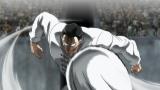 アニメ『バキ』大擂台賽編のPV場面カット (C)板垣恵介(秋田書店)/バキッッ製作委員会