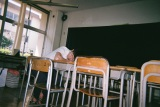 映画『のぼる小寺さん』のオフショット解禁(C)2020「のぼる小寺さん」製作委員会(C)珈琲/講談社