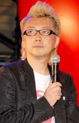 サントリー飲料『STONES BAR』発売記念イベントに出席した箭内道彦 (C)ORICON DD inc.