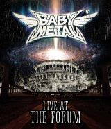 BABYMETAL『LIVE AT THE FORUM』Blu-ray Disc(トイズファクトリー/5月13日発売)