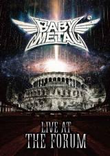 BABYMETAL『LIVE AT THE FORUM』DVD(トイズファクトリー/5月13日発売)