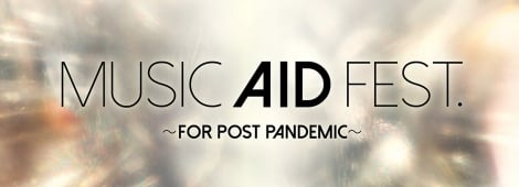 『MUSIC AID FEST.〜FOR POST PANDEMIC〜』ロゴ