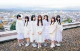 ももクロ佐々木彩夏(中央)が総合プロデューサーを務める7人組「浪江女子発組合」