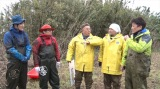 (左から)田中直樹(ココリコ)、田村淳(ロンドンブーツ1号2号)、サンドウィッチマン、坂上忍(C)フジテレビ