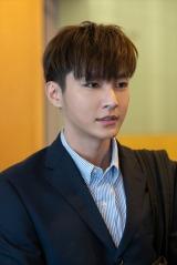 土曜ドラマ『路(ルウ)〜台湾エクスプレス〜』台湾の青年・エリックを演じるアーロン(C)NHK