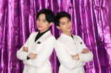 中島健人&平野紫耀が『Premium Music 特別編』に生出演する(C)日本テレビ