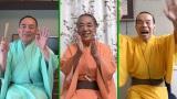 リモート大喜利の模様=『笑点』 (C)日本テレビ