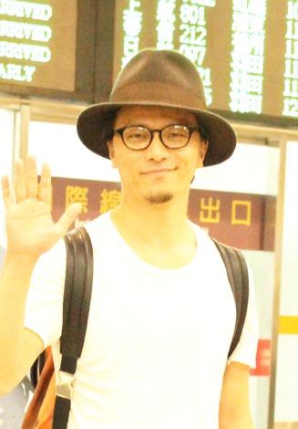 『a-nation taiwan』出演のため台湾入りしたKREVA (C)oricon ME inc.