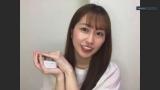 佐々木彩夏=コスメブランド「SOPHISTANCE」のYouTubeチャンネルの生配信