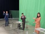 ナインティナイン、女優の松岡茉優がMCを務めるバラエティー特番『ENGEIグランドスラム』が2部構成に(C)フジテレビ