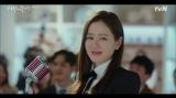 韓国ドラマ『愛の不時着』(Netflixで配信中)第12話で主人公ユン・セリ(ソン・イェジン)が耳につけていたのはスワロフスキー・ジュエリーの「Attract Soulピアス」