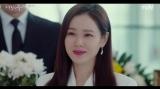 韓国ドラマ『愛の不時着』(Netflixで配信中)第10話より。こちらはスワロフスキー・ジュエリーの「Niceピアス」
