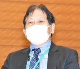3者連合文化芸術復興基金創設に関する記者会見に出席した西川信廣 (C)ORICON NewS inc.