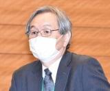 3者連合文化芸術復興基金創設に関する記者会見に出席した福島明夫 (C)ORICON NewS inc.