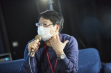 『#WeNeedCulture at DOMMUNE〜文化芸術復興基金をつくろう〜』に出席した土田英生(C)撮影:鳥居洋介