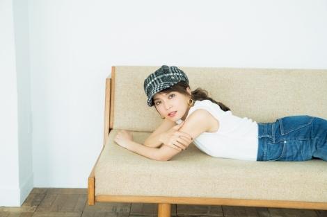 サムネイル 『with』7月号に登場する宇野実彩子