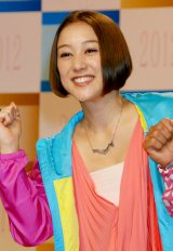 NHK BS1の情報番組『ラン×スマ〜街の風になれ〜』に出演するSHELLY (C)ORICON DD inc.