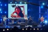 ZARDの「負けないで」を演奏するSARD UNDERGROUND=『歌える!J-POP 黄金のヒットパレード決定版〜80'sから90'sのヒット曲〜』BSプレミアムで5月30日放送(C)NHK