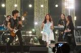 大黒摩季=『歌える!J-POP 黄金のヒットパレード決定版〜80'sから90'sのヒット曲〜』BSプレミアムで5月30日放送(C)NHK
