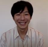 『東京男子図鑑』Zoom男子会に出席した水間ロン (C)ORICON NewS inc.