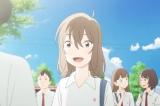 アニメ映画『泣きたい私は猫をかぶる』のキャラクター画像=笹木美代