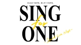 『SING for ONE-Special Live Night-』番組ロゴ