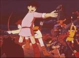 渋谷TOEIの「とーあに!これくしょん」で6月5日より上映される『太陽の王子 ホルスの大冒険』(1968年)場面スチール (C)東映