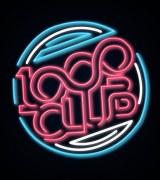 「1000 CLUB」ネオンサイン
