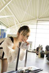 乃木坂46 堀未央奈 2nd写真集『いつかの待ち合わせ場所』先行カット