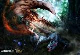 『S.H.MonsterArts』のリオレウスとナルガクルガ (C)CAPCOM CO., LTD. ALL RIGHTS RESERVED