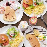 『SANRIO CAFE池袋店』キャラクターカフェメニュー