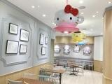 『SANRIO CAFE池袋店』内観