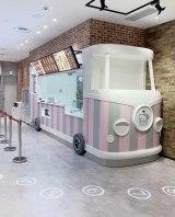 『SANRIO CAFE池袋店』テイクアウトコーナー