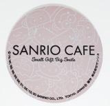 『SANRIO CAFE池袋店』コースター