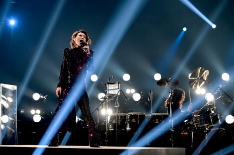 6月13日放送『SONGS』で3曲を熱唱する氷川きよし(C)NHK