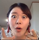 日本テレビリモートドラマ『宇宙同窓会』に出演する川面千晶(C)日本テレビ