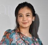 千眼美子、主演作の東京公開に笑顔