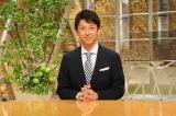 『報道ステーション』に復帰した富川悠太アナウンサー(C)テレビ朝日