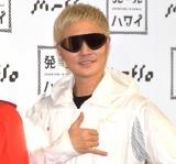 新曲「EKTO(エクト)」のミュージックビデオ発表会に参加したm-flo・VERBAL (C)ORICON NewS inc.