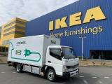 地球環境に配慮したEVトラック「eCanter」を導入