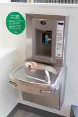 無料で給水場所が探せるアプリ「mymizu」(マイミズ)に、無料給水スポットとして登録された