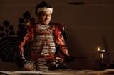 大河ドラマ『麒麟がくる』第21回「決戦!桶狭間」より。大軍を率いて、尾張に進軍した今川義元(片岡愛之助) (C)NHK