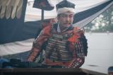 大河ドラマ『麒麟がくる』第21回「決戦!桶狭間」より。大高城を目指して桶狭間に陣を張った今川義元(片岡愛之助) (C)NHK